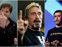 Craig Wright Rages at 'Conman' John McAfee, 'Money Laundering' Binance image