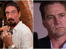 John McAfee Dares Bitcoin SV Creator Craig Wright to a Tea Throwdown image