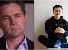 Binance CEO Swats 'Stupid' Bitcoin SV Wright's Shocking Prostitution Claim image