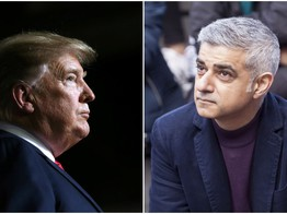 Trump Slams London Mayor a 'Stone Cold Loser' Before Lunch With Queen image