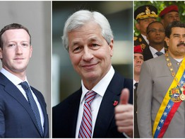 Cryptocurrency: Zuckerberg, Dimon, Maduro…You Are Not Welcome Here! image