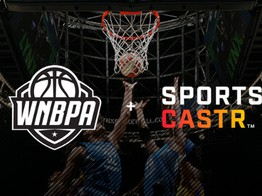 SportsCastr Partners with WNBPA to Power Live Interactive Video Content for Fans image