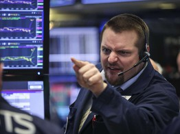 Stock Market Faces Critical Test Amid China Tensions & Data Deluge image