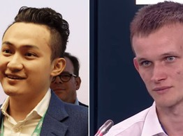 Tron CEO Trolls (?) Vitalik, Teases Unlikely Ethereum Alliance image