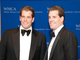 The Winklevoss Twins Are Giving Away 1 Bitcoin After Tron's Tesla Fail image