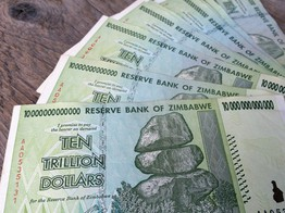 Make America Zimbabwe Again: Trump Wants the Dow Force-Fed Cheap Money image