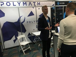 Security Token Startup Polymath Locks up 75 Million Tokens - CoinDesk image