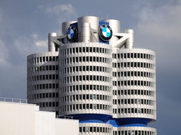BMW, Intel Partner With Government-Backed Blockchain Accelerator - CoinDesk image