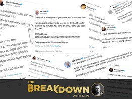 No, the Twitter Hack Wasn't About Bitcoin - CoinDesk image