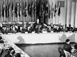 After Coronavirus 'War,' Bretton Woods-Style Shakeup Could Dethrone the Dollar - CoinDesk image
