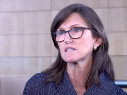 Cathie Wood: More Tech Companies Will Adopt Bitcoin Treasury Reserves - CoinDesk image