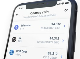 Coinbase.com Users Can Now Send Crypto Directly to Firm's Wallet App - CoinDesk image
