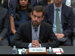Twitter CEO Tells Congress It's 'Thinking About' Blockchain Identity - CoinDesk image