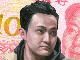 In Defense of Justin Sun - CoinDesk image
