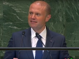 Malta's Prime Minister Hails Crypto as 'Future of Money' in UN Speech - CoinDesk image