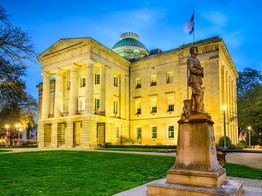 North Carolina's Lt. Governor Launches Blockchain Initiative - CoinDesk image