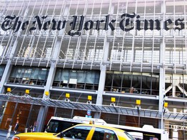 The New York Times Is Planning to Experiment With Blockchain Publishing - CoinDesk image