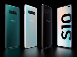 Hands-On Preview of Samsung's Galaxy S10 Phone Reveals New Crypto Details - CoinDesk image