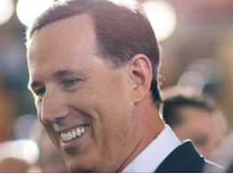 Former US Senator Rick Santorum Supports New Crypto for Catholics - CoinDesk image