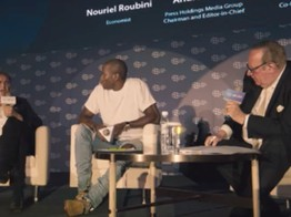 'Lots of Shady Stuff': BitMEX Posts Part of Debate Between CEO and Nouriel Roubini - CoinDesk image
