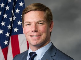 Rep. Eric Swalwell Is Accepting Crypto Donations in Bid for US Presidency - CoinDesk image