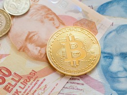 Bitcoin Price Hits 7-Month High Against Turkish Lira - CoinDesk image