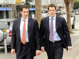 Winklevoss Brothers Win Patent for Crypto Key Storage System - CoinDesk image