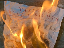 IRS Violated 'Taxpayer Bill of Rights' With 2019 Crypto Letters: Watchdog - CoinDesk image