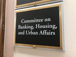 Senate Banking Committee to Hold Hearing on Crypto Regulation Next Week - CoinDesk image