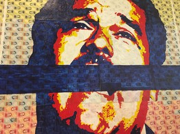 Bolivars to Bitcoin: Activists Take Down Venezuela's Maduro in Crypto Art Exhibit - CoinDesk image