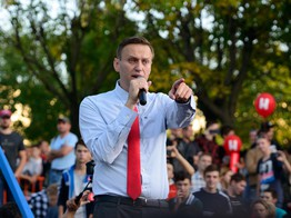 Russian Opposition Leader Raises $3 Million in Bitcoin Donations - CoinDesk image