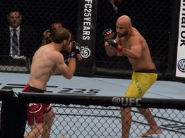 Litecoin Takes to the UFC Octagon in New Sponsorship Deal - CoinDesk image