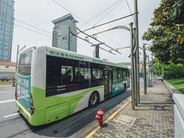 Blockchain Firm to Raise $24 Billion for Electric Bus Upgrades in China - CoinDesk image