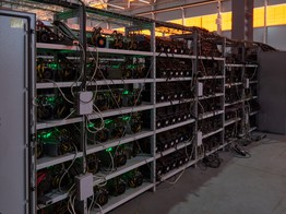 Bitcoin Mining Difficulty Posts Biggest Jump in 12 Months - CoinDesk image