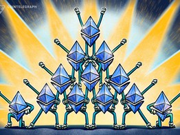 Ethereum fractal from 2017 that resulted in 7,000% gains for ETH appears again in 2021 image