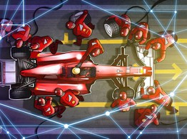 Blockchain Gaming Startup Announces Global Licensing Agreement With Formula One image