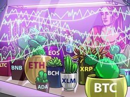 Bitcoin, Ethereum, Ripple, EOS, Litecoin, Bitcoin Cash, Binance Coin, Stellar, Cardano, TRON: Price Analysis April 1 image