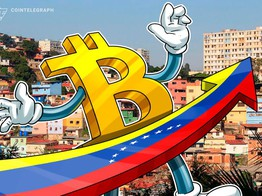 Bitcoin Trading Reaches All Time High in Venezuela Amidst Ongoing Economic Collapse image