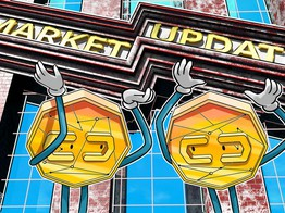 Bitcoin Hovers Over the $3,450 Mark as Top Cryptos See Slight Losses image