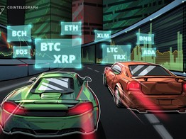 Bitcoin, Ethereum, Ripple, Litecoin, EOS, Bitcoin Cash, Binance Coin, Stellar, Cardano, TRON: Price Analysis April 3 image