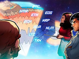 Bitcoin, Ethereum, Ripple, Bitcoin Cash, EOS, Stellar, Litecoin, Cardano, Monero, TRON: Price Analysis, October 22 image