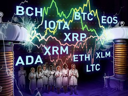 Bitcoin, Ethereum, Ripple, Bitcoin Cash, EOS, Stellar, Litecoin, Cardano, Monero, IOTA: Price Analysis, August 31 image