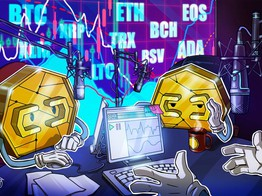 Bitcoin, Ripple, Ethereum, Bitcoin Cash, EOS, Stellar, Litecoin, TRON, Bitcoin SV, Cardano: Price Analysis, Jan. 18 image