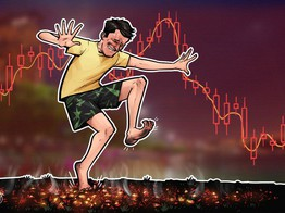 Crypto Markets Descend While Tech Stocks Surge image