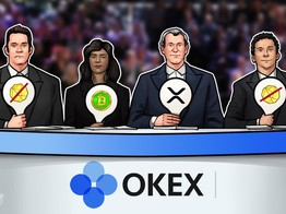 Third-Top Exchange OKEx Lists Ripple and Bitcoin Cash on Customer-to-Customer Platform image