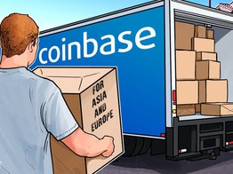 Coinbase Adds Cross-Border Wire Transfers for High-Volume Customers in Europe, Asia image