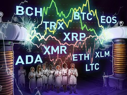 Bitcoin, Ethereum, Ripple, Bitcoin Cash, EOS, Stellar, Litecoin, Cardano, Monero, TRON: Price Analysis, November 2 image
