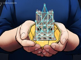 French Gov't Minister Open to Enabling Crypto Donations for Notre Dame image