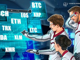 Bitcoin, Ethereum, Ripple, Bitcoin Cash, EOS, Stellar, Litecoin, Cardano, Monero, TRON: Price Analysis, October 17 image