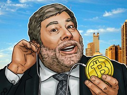 Apple Co-Founder Steve Wozniak on Bitcoin: 'We've Seen Massive Value Creation' image